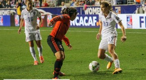 Wide play taking shape for USWNT at qualifying