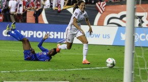 USWNT defeats France, wins 10th Algarve Cup title