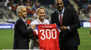 Rampone, now 41, says USWNT career likely over
