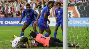 Haiti replaces Australia as US opponent for Sept.