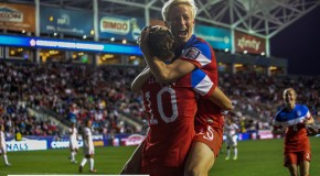 PHOTOS: USWNT wins CONCACAF in style