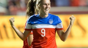 Lauren Barnes called up to USWNT; HAO returns