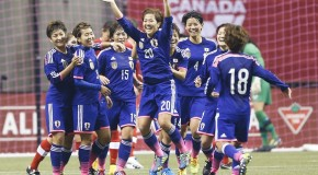 Japan beats Canada late to sweep two-game set