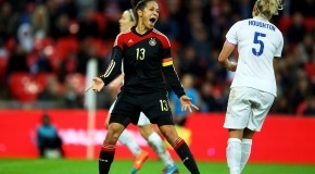 Frankfurt sees off Brøndby before second leg