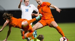 Miedema lifts Dutch to first Women's World Cup