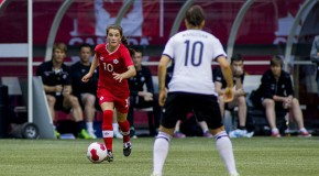 Behind curtains, Canada draws USWNT, beats Mexico
