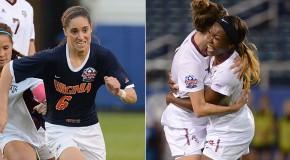 Virginia, Florida State seek first NCAA title Sunday