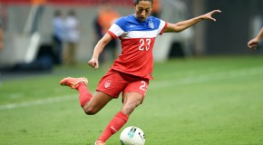 Press scores four as USWNT thumps Argentina