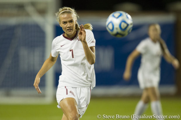 Icelandic forward Dagny Brynjarsdottir (Photo Copyright Steve Bruno for The Equalizer)