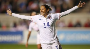 USWNT sees win over England as step forward