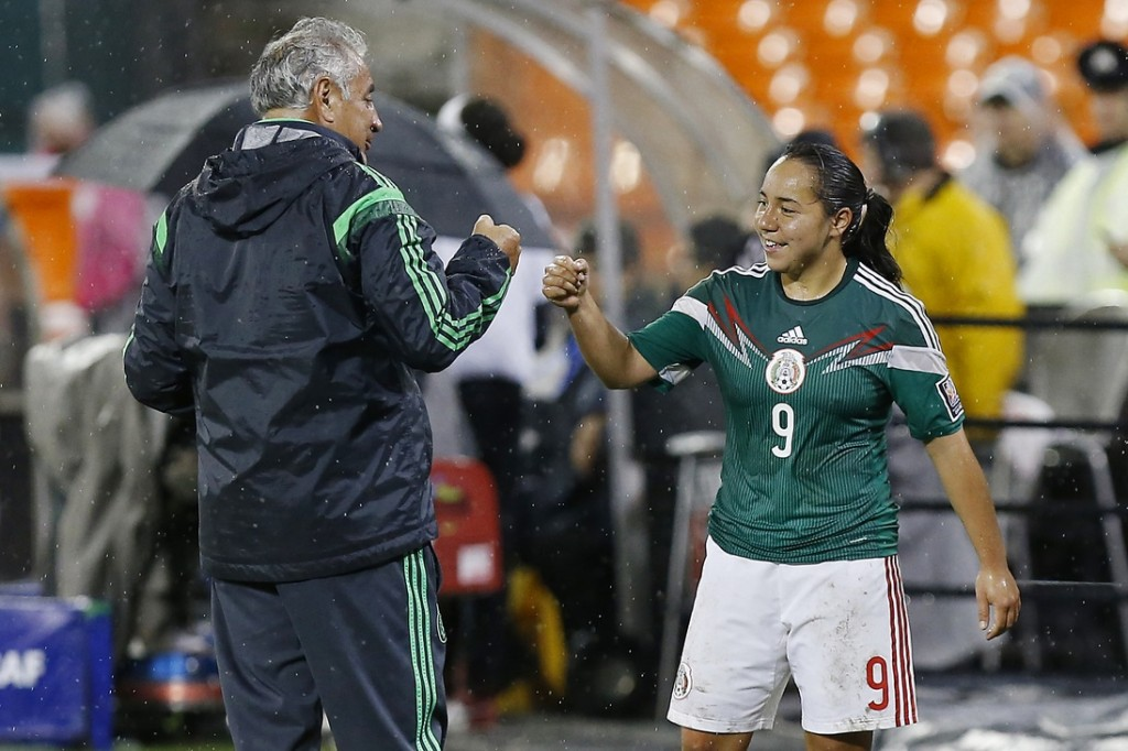 Mexico made the knockout round in 2011, but have seemed to regress since then. (USA Today Images)