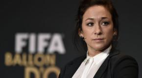 Keßler named FIFA Women's World Player of Year