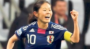 Homare Sawa scores, wins championship in final match