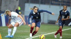French dominant as US' play portends deep issues