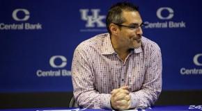 Kentucky coach Lipsitz: How USWNT can win WWC