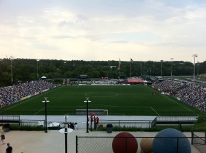 Atlanta Silverbacks stadium could be the home of an NWSL team.