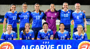 USWNT skipping Algarve Cup for first time since 1997