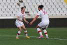 First senior-team goal only the start for Fleming