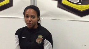 Leroux 'mad' about how Reign traded her to Flash