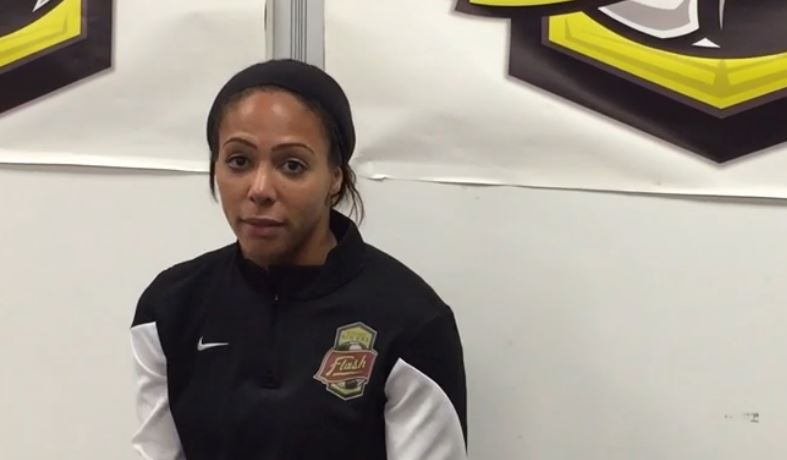 Sydney Leroux is now a member of the Western New York Flash.