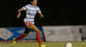 Thorns recover from Press brace for road draw