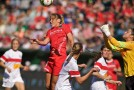 Long lifts Thorns past Flash, to second straight win