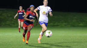 With full NWSL season ahead, Dunn discovering self