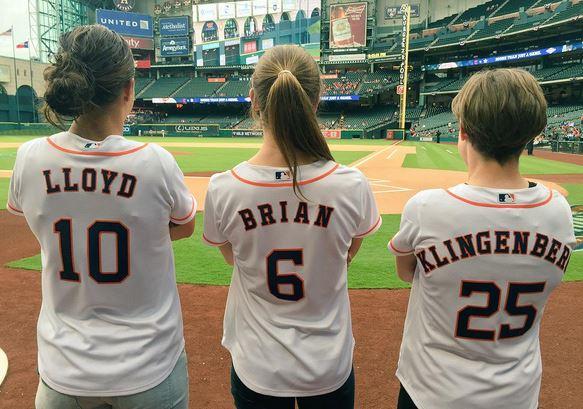 Kling Lloyd Brian Astros pitch