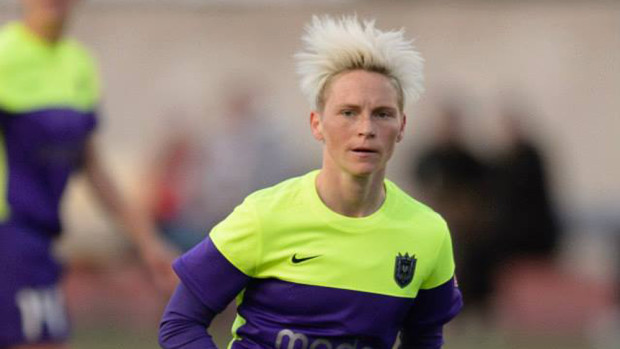 The Reign are in a state of flux, but Jessica Fishlock remains a very important constant.