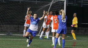 Sky Blue FC, Breakers settle for point apiece
