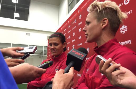 Schmidt's wonder strike lifts Canada past England