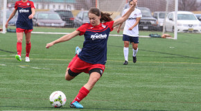 Set pieces rule the day in Spirit win over FCKC