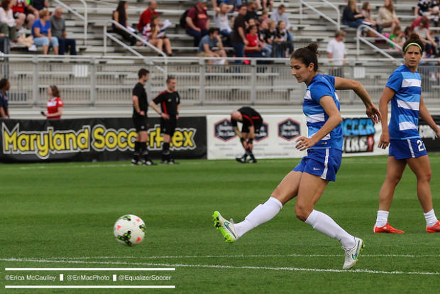 Yael Averbuch is effusive in her praise for Vlatko Andonovski. (Photo Copyright Erica McCaulley for The Equalizer)