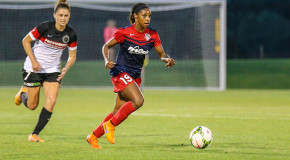 Press, Dunn trade goals as Spirit, Red Stars draw