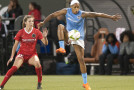 McDonald burns former team; Dash beat Thorns, 1-0