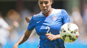 Leroux starts, nets brace in US win over Mexico