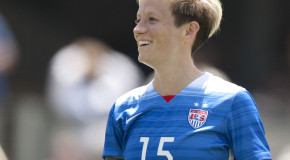 Rapinoe doing well in early stages of rehab on ACL