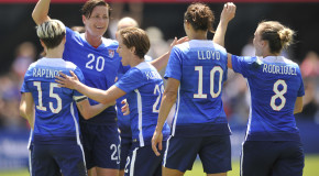 USWNT to play Brazil in Seattle, Orlando in October