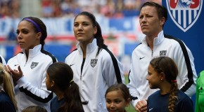 Hope Solo ready for final ride with Abby Wambach