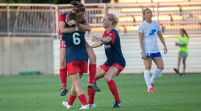 Spirit, Breakers trade quick goals in draw
