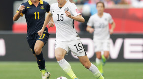 FIFA names 2015 Women's World Cup all-star team