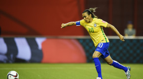 WATCH: Marta scores record 15th World Cup goal