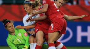 Canada comes up empty, draws New Zealand