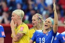 Johnston, Lloyd, Rapinoe up for Golden Ball award