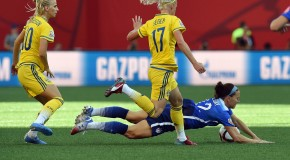 United States, Sweden play to scoreless draw