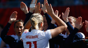 Norway clinches second in Group B with win