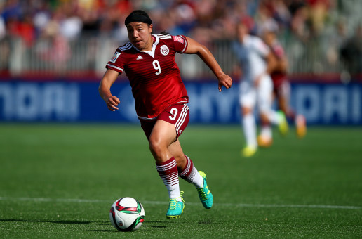 Charlyn Corral says she's retiring from Mexico WNT