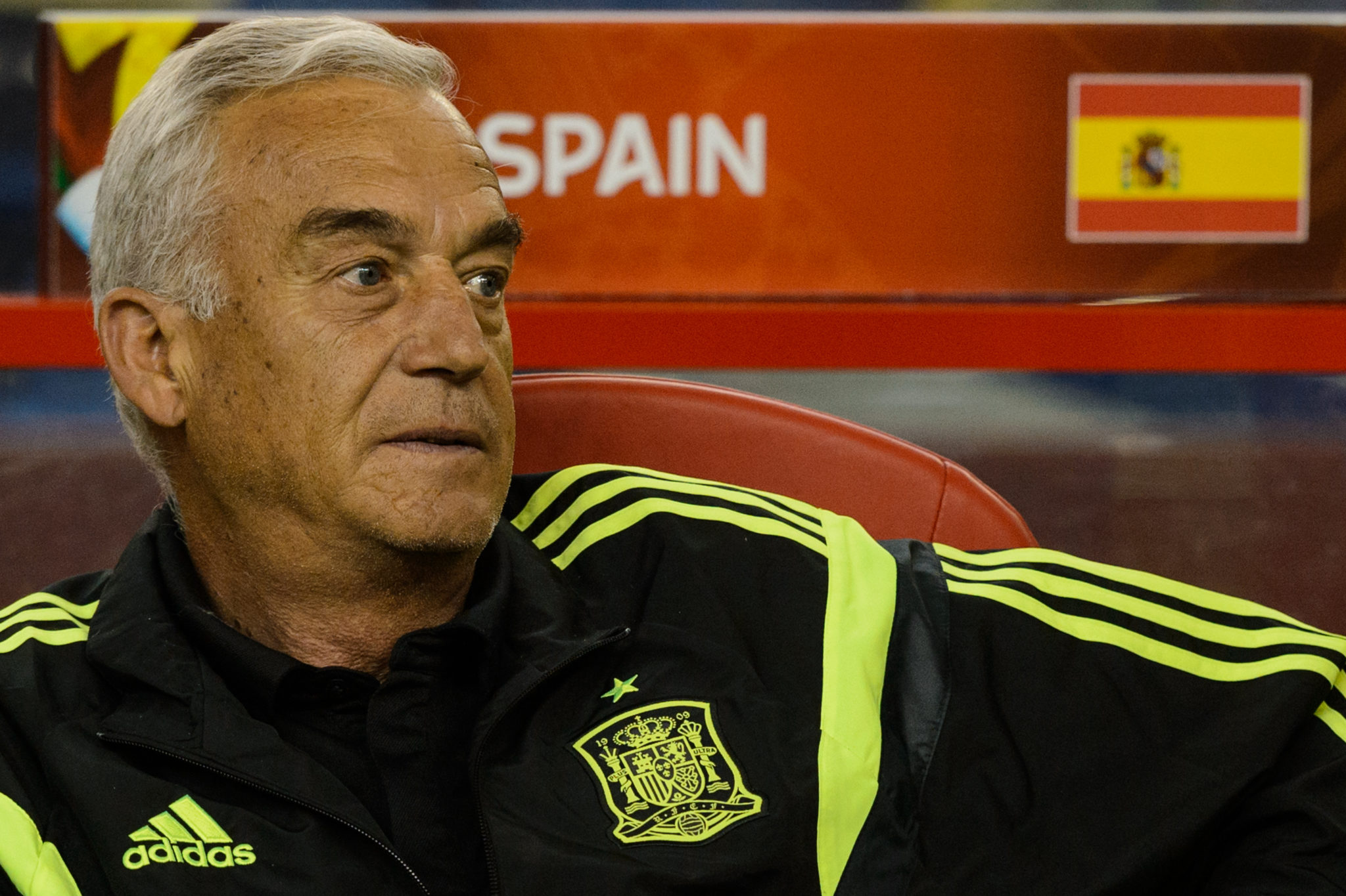 Ignacio Quereda has been let go by Spain after 27 years. (Getty Images)