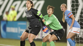 Thorns draw late on goal by keeper Betos