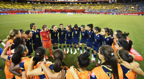 Colombia players see WWC as agent for social change